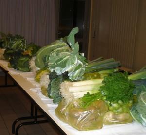 légumes sur les torchons (1)